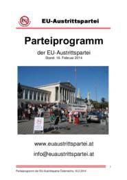 austritt österreich eu